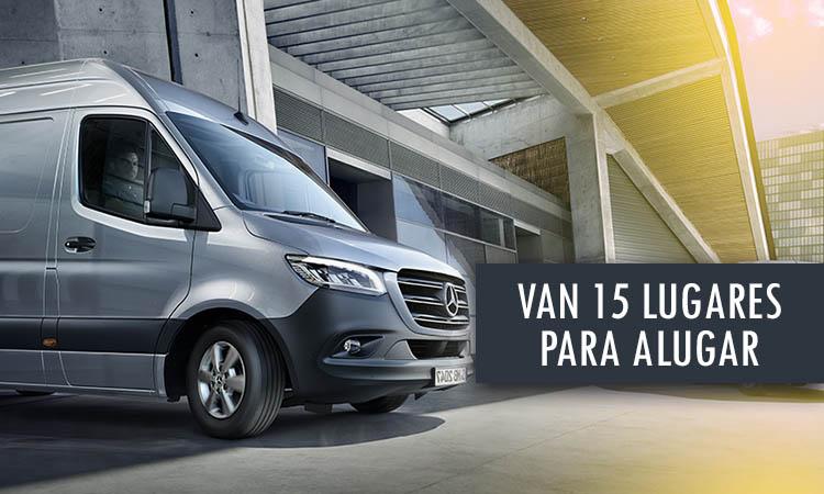 Van 15 Lugares - New Way Vans