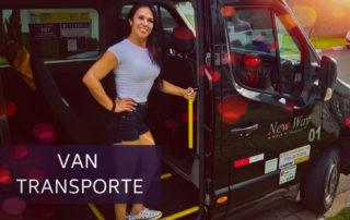 Van transporte