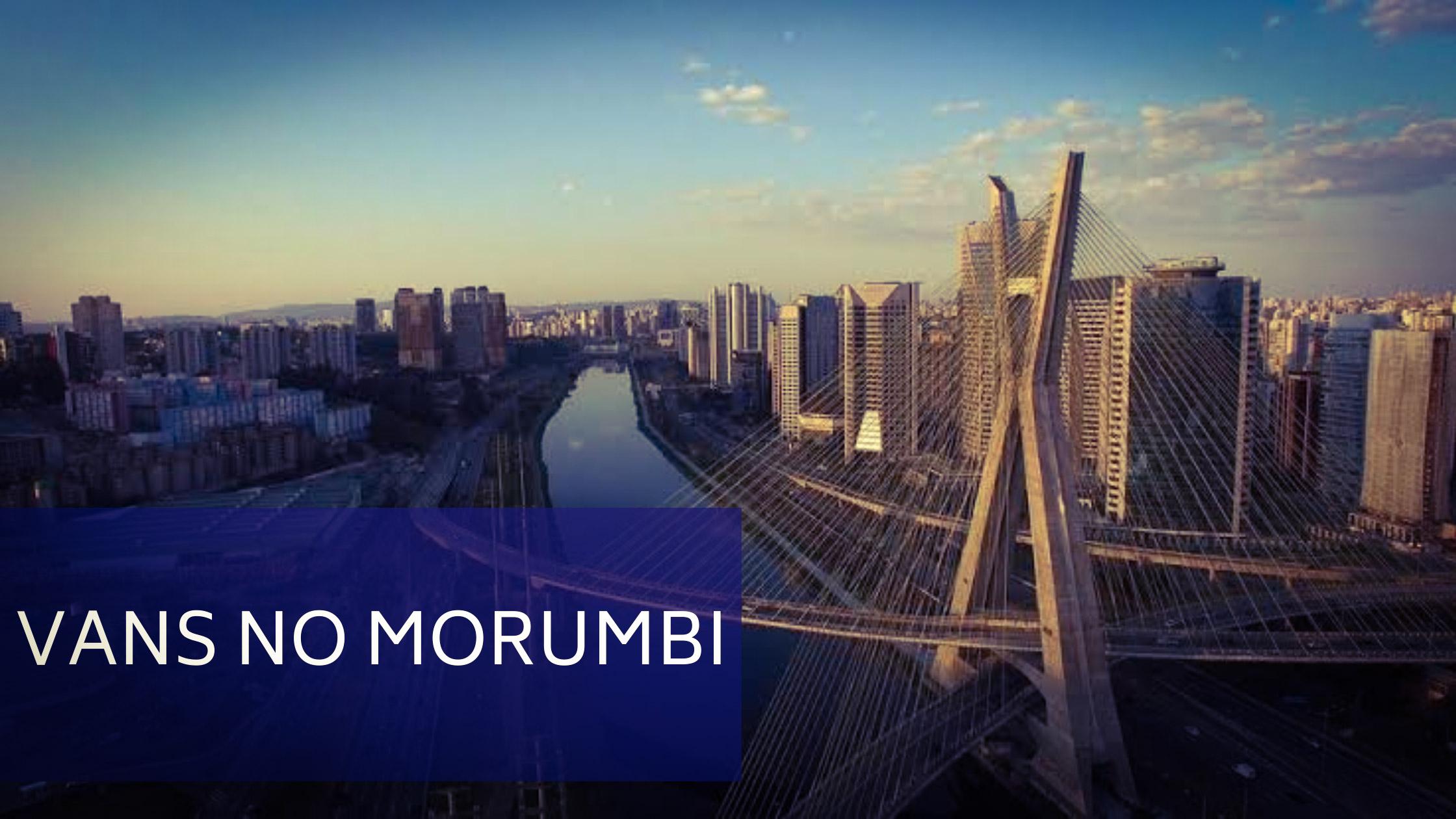 vans no Morumbi